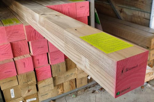 Buy Timber Treated Pine Online Australia | Demak Timber
