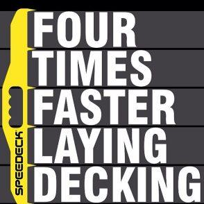Speedeck 4 times faster