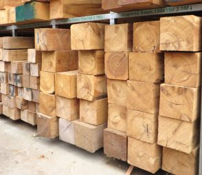 Cypress Rough Sawn F7 150x150