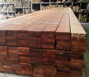Quality Merbau Decking KD 70mmx19mm (Set Lengths)