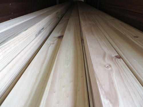 Treated Pine Decking 90mmx22mm