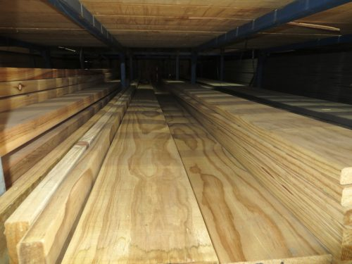 Treated Pine Decking 140mmx22mm