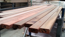 Spotted Gum DAR  86mmx19mm (Random Lengths)