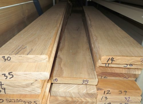 Spotted Gum Decking 135mmx19mm (Random Lengths)