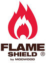 Modwood Decking New BAL-40  Flame Shield ® 137x23mm