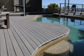 Modwood Decking Solid Marine  137x32mm   4.2m