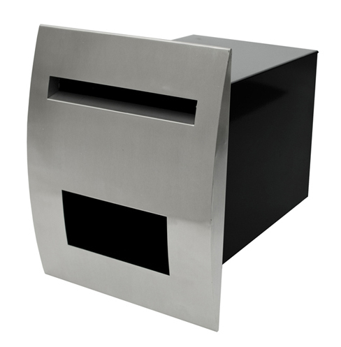 Stainless Steel Venice Mailbox A4