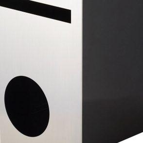 Stainless Steel Bond  Mailbox