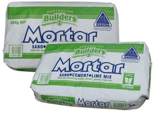 Builders Mortar Mix  20Kg
