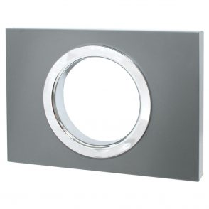 Brick In - Kew Mailbox Paper Holder with Chrome Fittings - 3 available colours