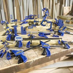 Irwin Quick-Grip® Bar Clamps - XP600 (varying sizes)