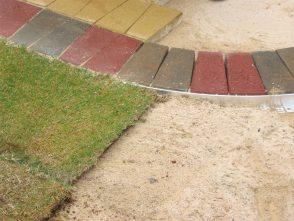Link Edge Aluminium Garden Edging