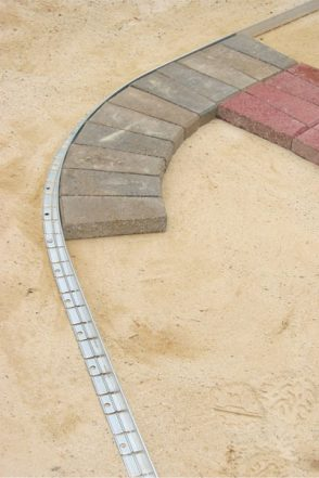 Link Edge Aluminium Garden Edging