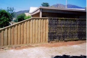 Melaleuca Brush Fence Panel 1800mm x 1800mm x 30mm (Heavy Duty)