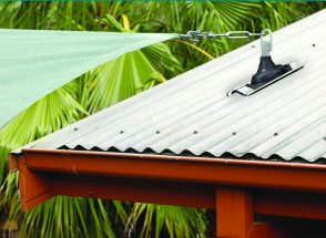 Roof Extenda Bracket with Weather Seal - Shade Sail Anchor