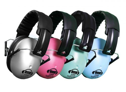Kids Earmuffs - Light Weight - Lots of Colours - Hearing Protection for Little Ears