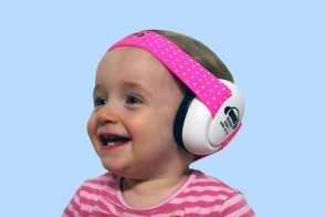 Adjustable Replacement Headbands for Babies Ear muffs