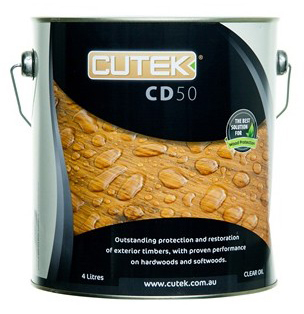 Cutek CD50 - Timber Protection Oil