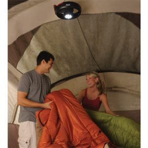 Coleman CPX6 Tent Fan with Light