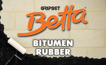 Gripset Betta – Bitumen Rubber Waterproofing Membrane