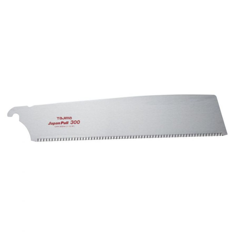 Tajima Japanese Pull Saw Replacement Blade 300 – Fine Cut 13tpi