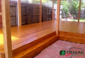 Cypress Decking 120x31mm Cyperdeck (Random Lengths per metre)