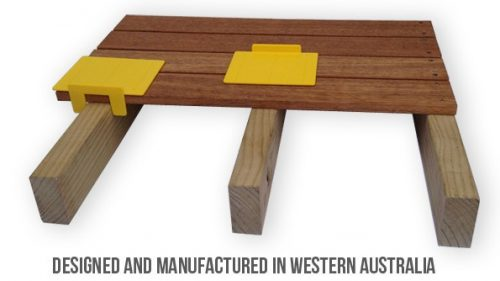 Buy online speedeck decking spacing guage tool demak timber