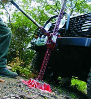"Genuine Hi-Lift 4WD High Lift Post Jack 48"" (1220mm)"