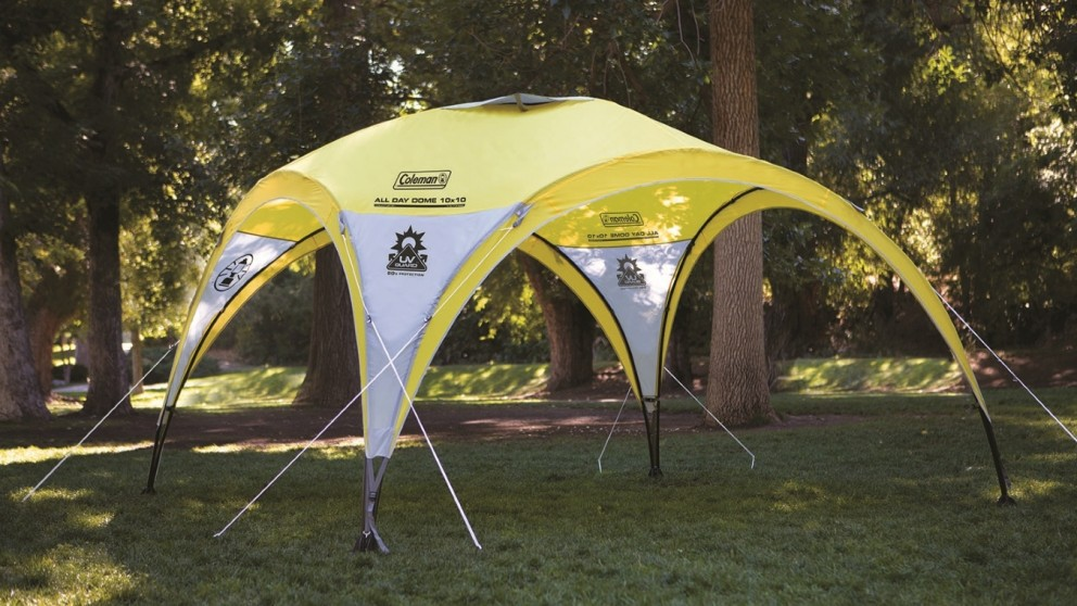 Coleman 2 in 1 All Day Dome Shade Shelter / Tent ... & Buy Online Coleman 2 in 1 All Day Dome Shade Shelter / Tent