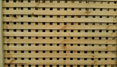 20mm Lattice fence - Demak Outdoor Timber & Hardware