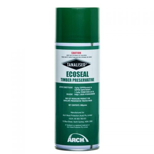 ecoseal timber preservative