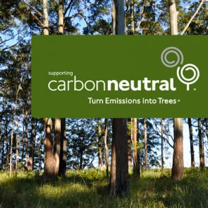 Carbon Neutral - Demak Outdoor Timber & Hardware