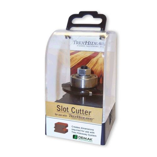 Trex Slot Cutter Router Bit - Demak Outdoor Timber & Hardware