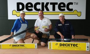 Decktec Decking Melbourne - Demak Outdoor Timber & Hardware