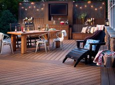 trex transcend decking - demak timber outdoor & hardware