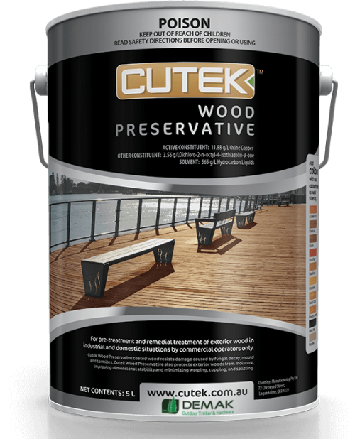 cutek timber preservative - Demak Outdoor Timber & Hardware
